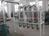 機械をリサイクルするペット飲料水のびん