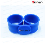 Codifico i Wristbands dei Wristbands NFC di uso RFID di Multi-Giorno di Sli per le fiere