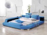 Großhandelsgewebe-Ausgangsschlafzimmer-Bett