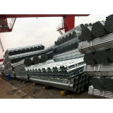 En39 4.0mmおよび3.2mm Scaffodling Galvanized Steel Pipes