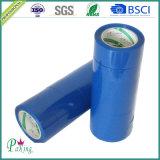Bande bleue de garniture du joint de carton de la couleur BOPP de qualité