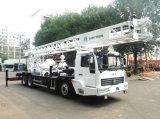 Foreuse bonne Camion-Montée par Beiben professionnelle d'Isuzu d'approvisionnement de 350 mètres de profondeur