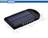 O banco solar móvel o mais quente da potência do carregador com 6000mAh