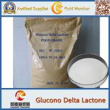 Горячий лактон перепада Glucono качества еды сбывания, порошок лактона перепада Glucono, CAS 90-80-2 с высоким качеством