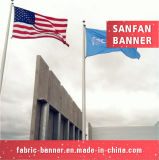 Изготовленный на заказ национальный флаг цены по прейскуранту завода-изготовителя печатание