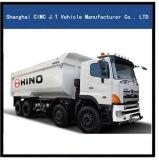 Hino 8X4 camión volquete / Camión Volquete