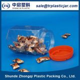 Duidelijk Plastic Tin