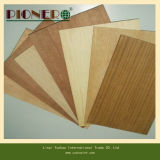 Teakholz-hölzerner materieller Furnierholz-Indonesien-Markt