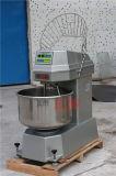 Manuel spiralé d'installation de machine de mélangeur de la pâte de l'acier inoxydable 25kg de série de Zhengmai (ZMH-25)