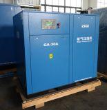 compresseur refroidi par air de commande par courroie 30kw