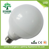luz de bulbo elevada do diodo emissor de luz do lúmen E27 de 12W 15W 18W 20W com tampa leitosa