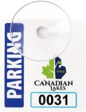 Oscillation Ticket et Hangtag pour Parking Laiss