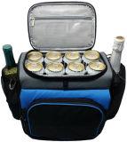 16 pode o almoço isolado pode refrigerar o saco térmico do piquenique do refrigerador da cerveja