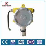 Detector de escape en línea fijo del cilindro de gas del control de seguridad del taller