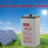 5年の保証の太陽電池パネル電池の太陽12V電池