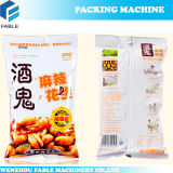Halbautomatischer Kettenwannen-Beutel-füllende Verpackmaschine (FB-200D)