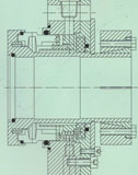 Tipo selo mecânico da Multi-Mola (Hz3)