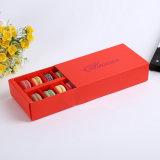 Caja de embalaje del diseño de las galletas hermosas de la torta