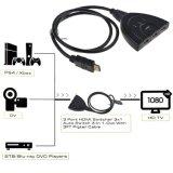 3X1 1080P HDMI Kabel-Rangierlok