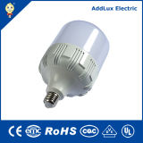 E27 Dimming 40W Column Pure Warm Cool White LED Lamp