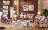 Sofá de diseño moderno de cuero