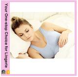 Sutiã sem emenda de Ahh da ioga confortável do lazer do esporte das senhoras (SR2230)