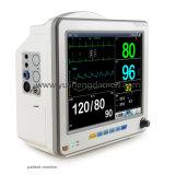 Monitor paciente calificado portable del equipamiento médico más caliente alto ECG