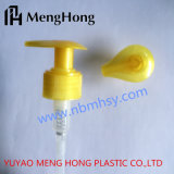 Matériel de PP Plastic Cosmetic Lotion Dispenser Pump