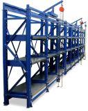 Rack de moldes de armazenamento de aço pesado