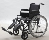 自己Propel Steel Wheelchair、FoldableおよびComfortable (YJ-005L)