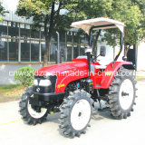 55HP Wheel Type Farm Tractor voor Sale (WD554)