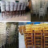 Прочный дешевый штабелируя алюминиевый Wedding стул Наполеон