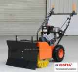 4 in 1 Multifunctional Gasoline Sweeper mit Snow Blower