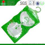 Sacos de suspensão do desumidificador do cloreto de cálcio do Wardrobe da amostra livre