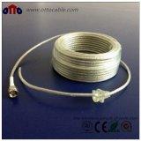De Coaxiale Kabel van uitstekende kwaliteit LMR100 van rf