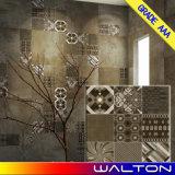 Rustikales Porzellan-Keramikziegel des Fußboden-600*600 für Badezimmer