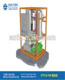 Eis-Maschine des Gefäß-2t/Kaffeemaschine gefroren