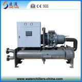Refrigerador de água do parafuso da grande capacidade para o uso da indústria plástica