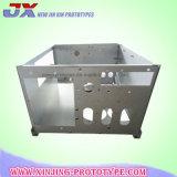 Service de pièce de découpage de tôle de haute précision de précision de la Chine et de laser en métal