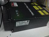 Sistema automático da marcação da máquina da marcação do laser/do laser da fibra velocidade rápida