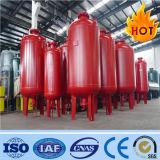 Le Carbor Sreel/réservoir d'eau de pression acier inoxydable pour le récipient à pression