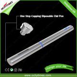 Puits remplaçable de vente d'E-Cigarette de crayon lecteur de vaporisateur de beau modèle que le crayon lecteur en verre de cartouche de Vape