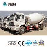 Camion de mélange de la colle professionnelle de l'approvisionnement HOWO de 12m3
