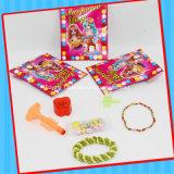 Pequeño juguete del bolso de la sorpresa del juguete con el caramelo