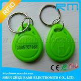 Бирка ключевой карточки Keychain Keyfob близости RFID NFC S50 S70 безконтактная