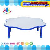 روضة الأطفال مزح أثاث لازم طاولة خشبيّة, [ليفت تبل] \ بلاستيكيّة طالب طاولة ([إكسه12187-6])