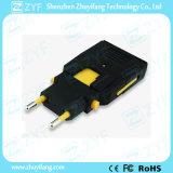 교류 전원 소켓 플러그 보편적인 여행 벽 충전기 접합기 (ZYF9023)