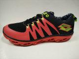 3개의 색깔 남자의 형식 Mesh/PU 가벼운 스포츠 단화 신발