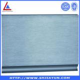 Perfil de aluminio del marco de la aleación de aluminio del surtidor del OEM China para el estante de visualización