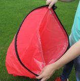 PE (D224)のない1つの戸外の盛り土の膨脹可能な空気スリープの状態であるソファー
